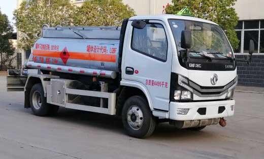 楚飞牌CLQ5040GJY6E型加油车